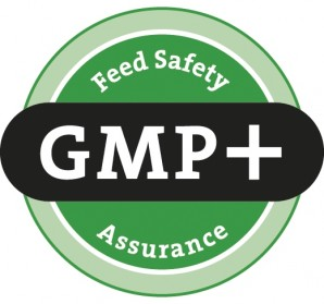 GMP + International certification for animal feed