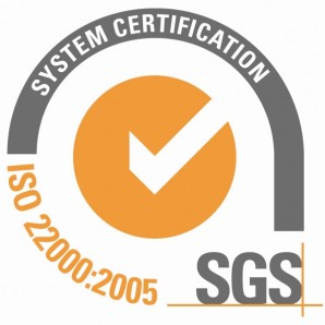 ISO 22000 certification for distribution activity
