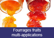 Fourrages fruits multi-applications